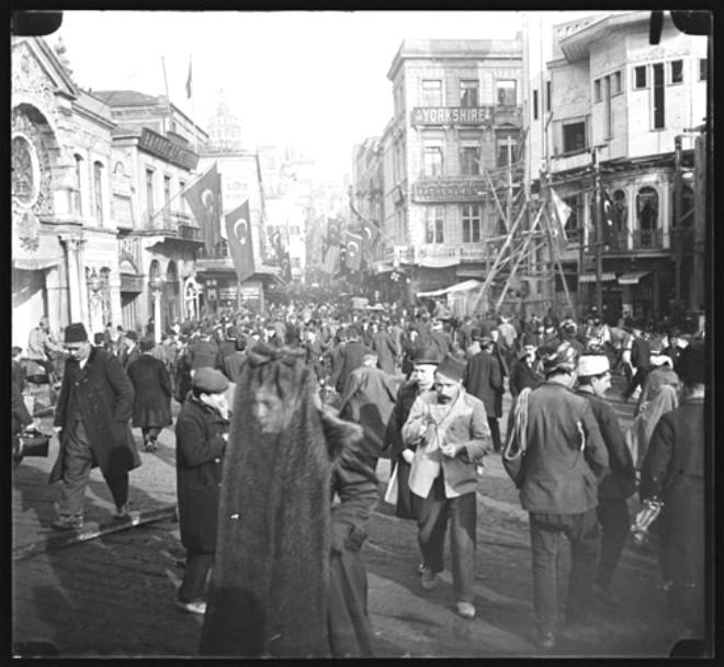 Eski İstanbul'dan muhteşem görüntüler 12