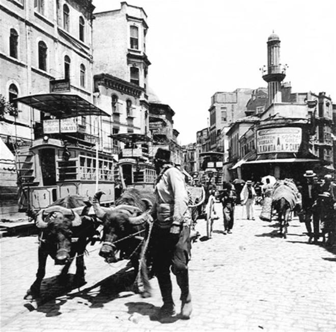 Eski İstanbul'dan muhteşem görüntüler 15