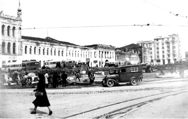 Eski İstanbul'dan muhteşem görüntüler 16