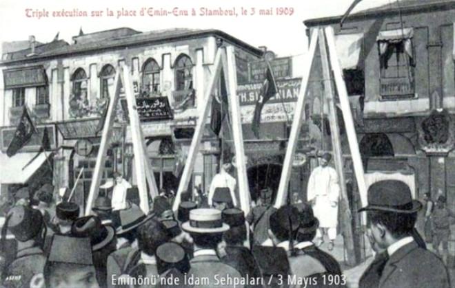Eski İstanbul'dan muhteşem görüntüler 17