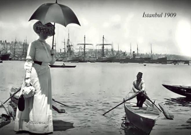 Eski İstanbul'dan muhteşem görüntüler 22