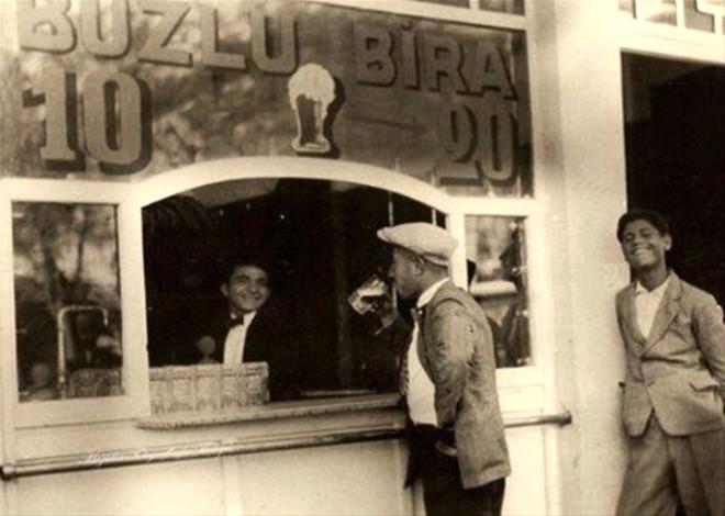 Eski İstanbul'dan muhteşem görüntüler 26