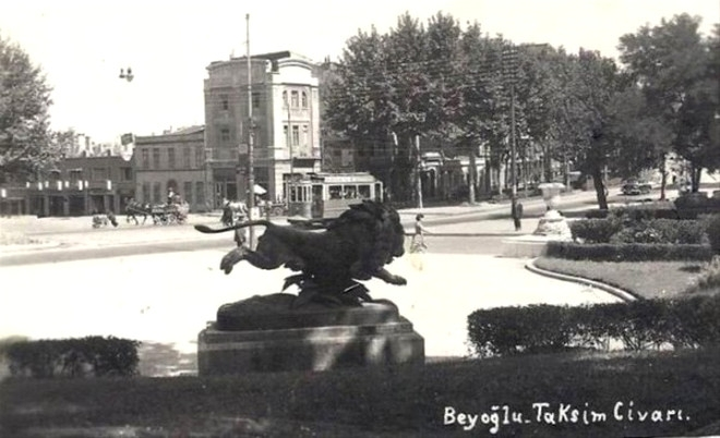 Eski İstanbul'dan muhteşem görüntüler 27