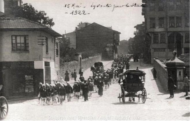 Eski İstanbul'dan muhteşem görüntüler 3
