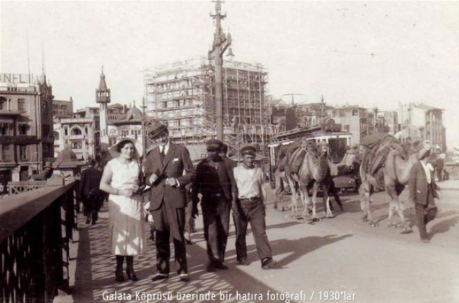 Eski İstanbul'dan muhteşem görüntüler 5