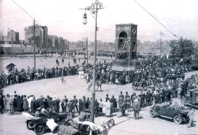 Eski İstanbul'dan muhteşem görüntüler 6