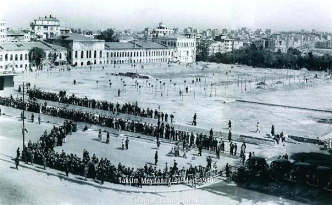 Eski İstanbul'dan muhteşem görüntüler 9