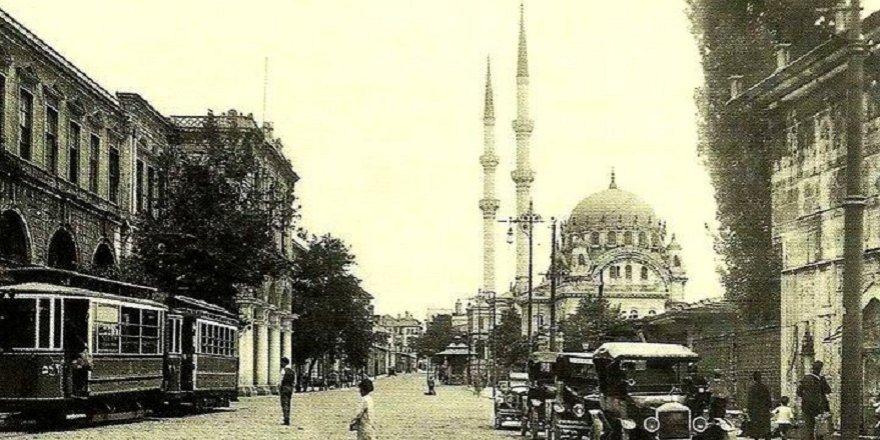 Eski İstanbul'dan muhteşem görüntüler