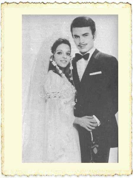 Ünlülerin düğün fotoğrafları 12
