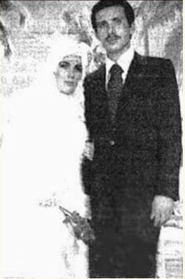 Ünlülerin düğün fotoğrafları 2