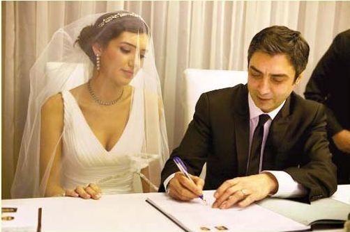 Ünlülerin düğün fotoğrafları 6