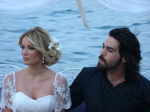Ünlülerin düğün fotoğrafları 7