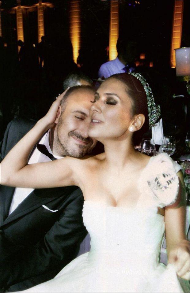 Ünlülerin düğün fotoğrafları 8