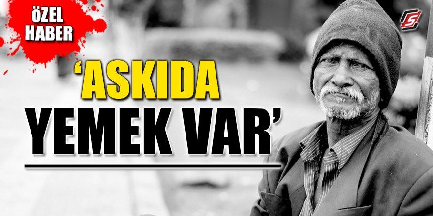 ASKIDA YEMEK VAR