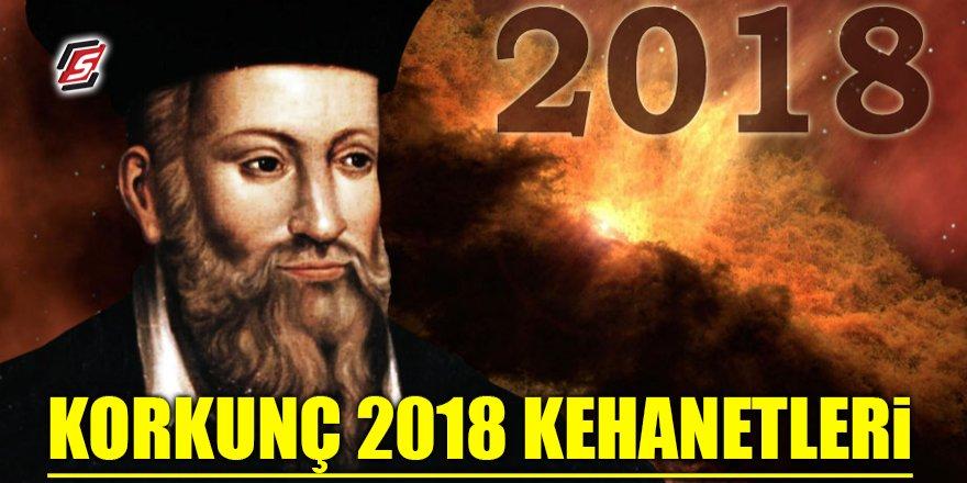 Korkunç 2018 Kehanetleri