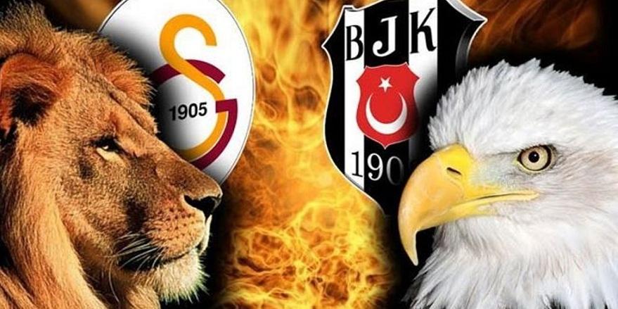 İşte Galatasaray – Beşiktaş derbisinin muhtemel 11'leri 1