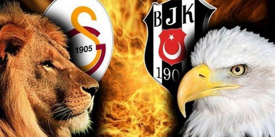 İşte Galatasaray – Beşiktaş derbisinin muhtemel 11'leri