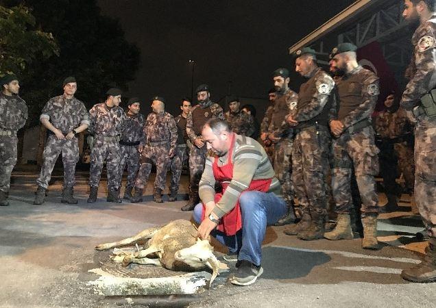 Afrin kahramanı PÖH'ler böyle karşılandı 10