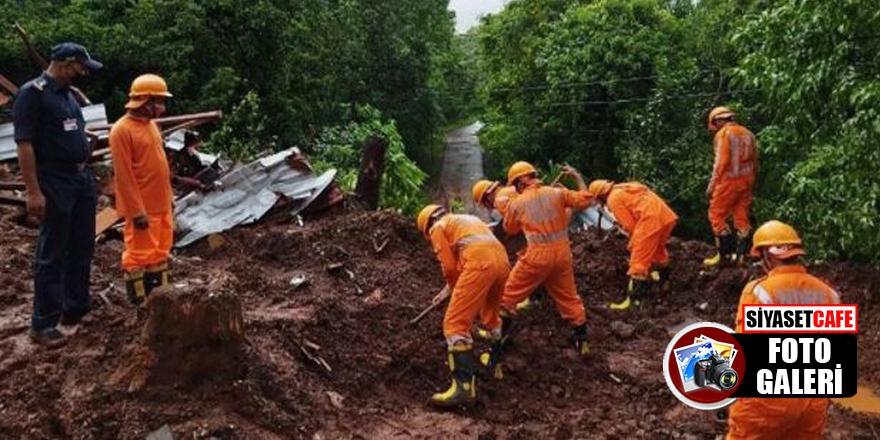Hindistan'da sel felaketi: 136 kişi öldü 1