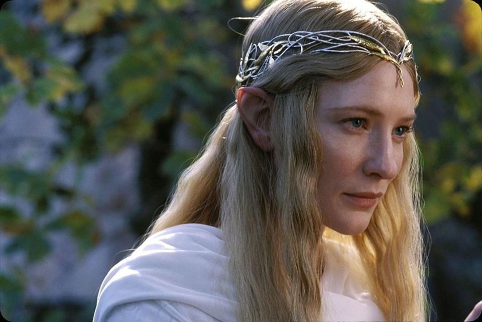 Hollywood'un güzel yıldızı Cate Blanchett'in 49'uncu yaşına özel 49 1