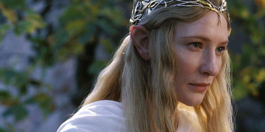Hollywood'un güzel yıldızı Cate Blanchett'in 49'uncu yaşına özel 49