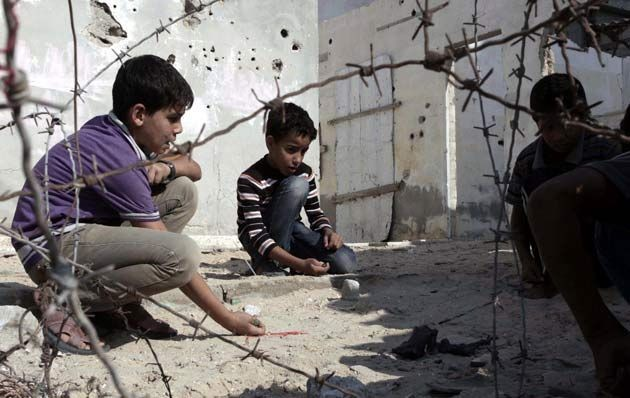 Baraka'da acı HAYAT 11