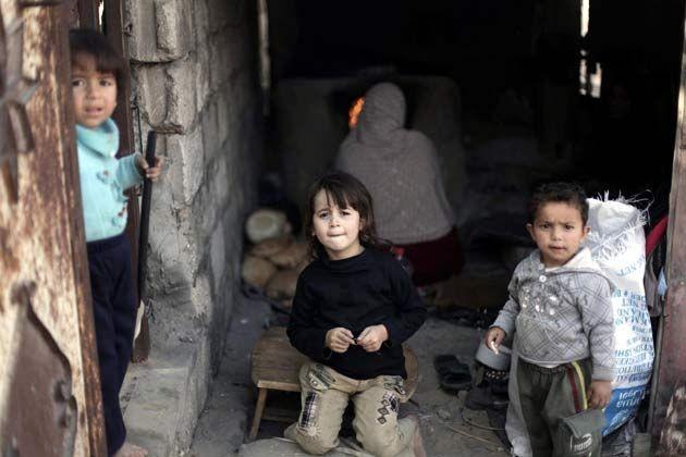 Baraka'da acı HAYAT 16