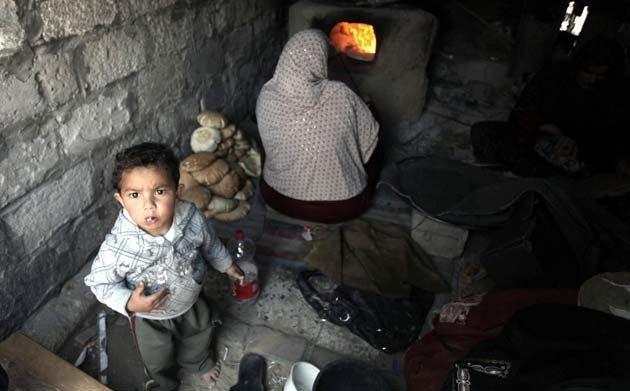 Baraka'da acı HAYAT 17