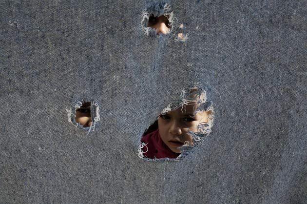 Baraka'da acı HAYAT 19