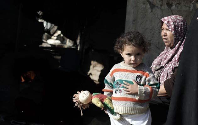Baraka'da acı HAYAT 2
