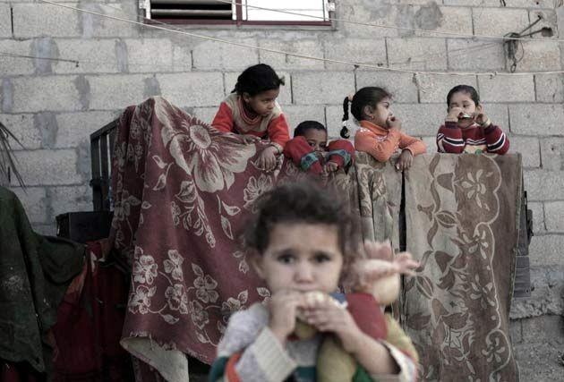 Baraka'da acı HAYAT 21