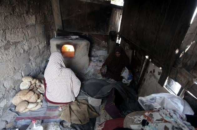 Baraka'da acı HAYAT 3