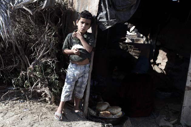 Baraka'da acı HAYAT 4