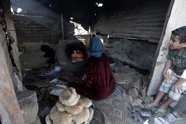 Baraka'da acı HAYAT 9