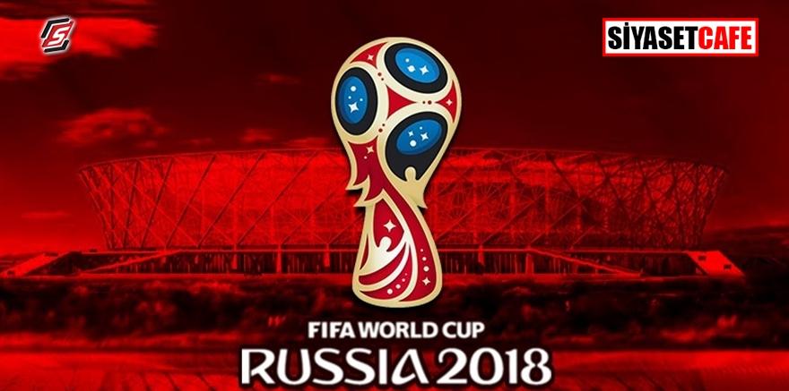 İşte Süper Lig'den Dünya Kupası'na gidecek futbolcular 1