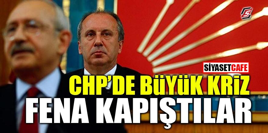 CHP'de büyük kriz! FENA KAPIŞTILAR 1