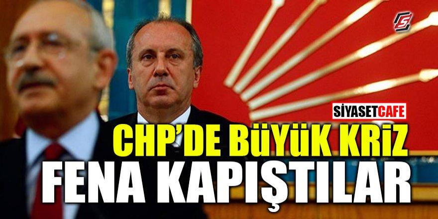 CHP'de büyük kriz! FENA KAPIŞTILAR
