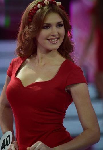 Miss Rusya 2014 2