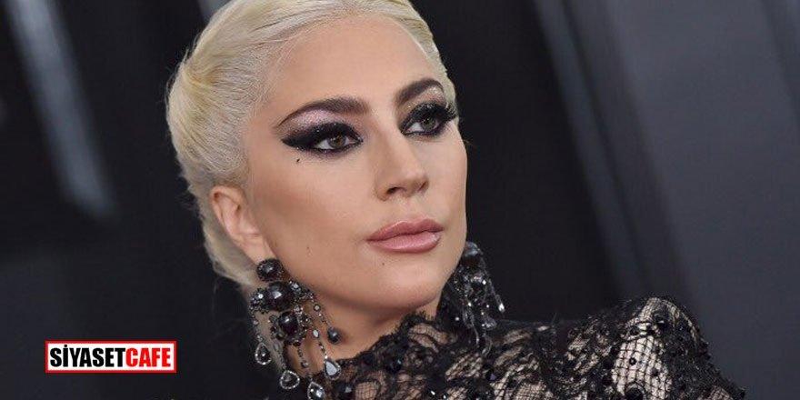 Lady Gaga'dan cesur çekim!