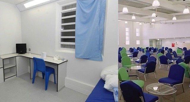 Dünyanın en lüks hapisaneleri 8