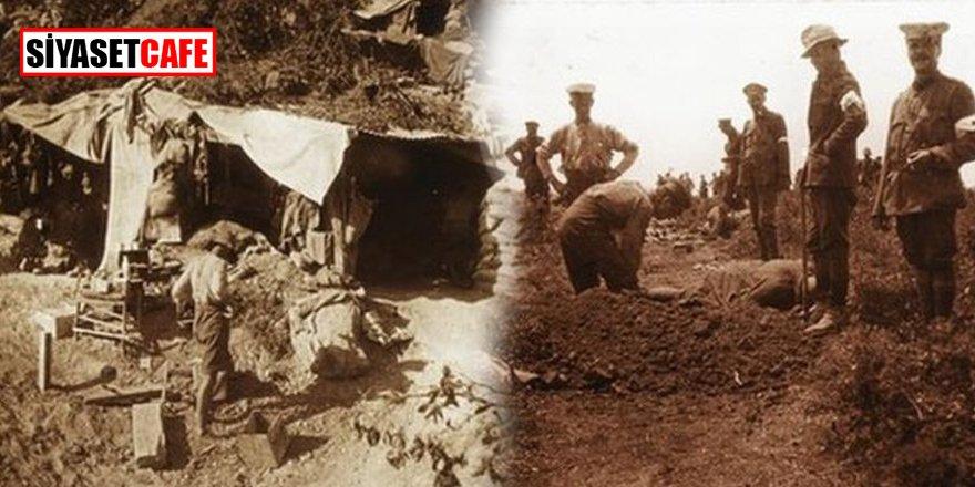 Avustralya arşivlerinde 1915 Çanakkale Savaşı