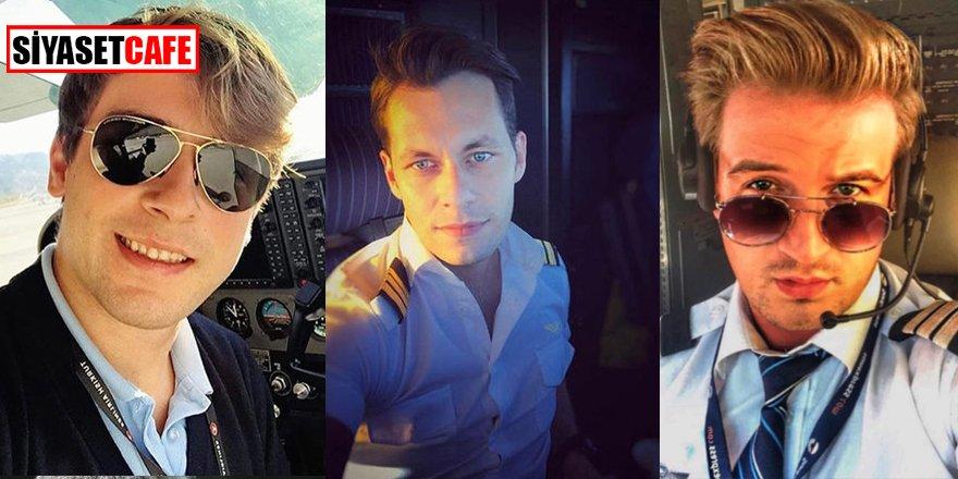 İnstagram'ın en yakışıklı pilot fenomenleri
