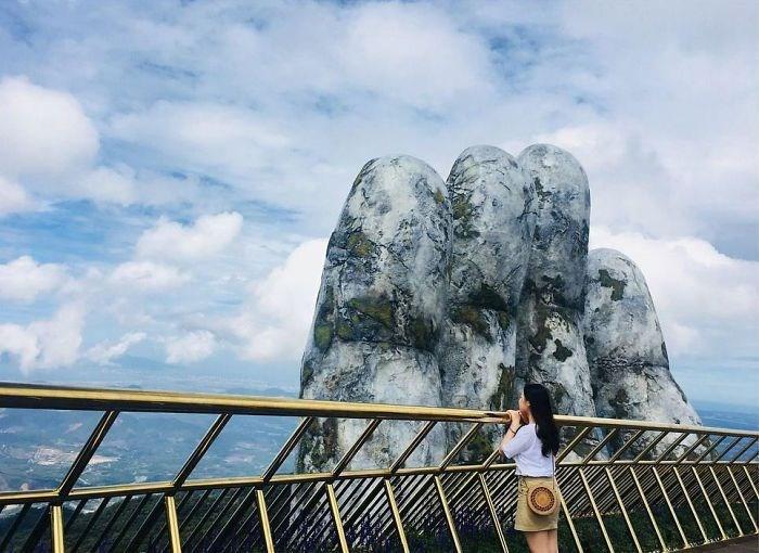 Yer ile gök arasında: Vietnam'daki Altın Köprü 2