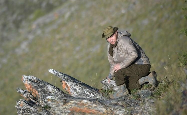 Putin tatil için Türk yurdunu seçti 12