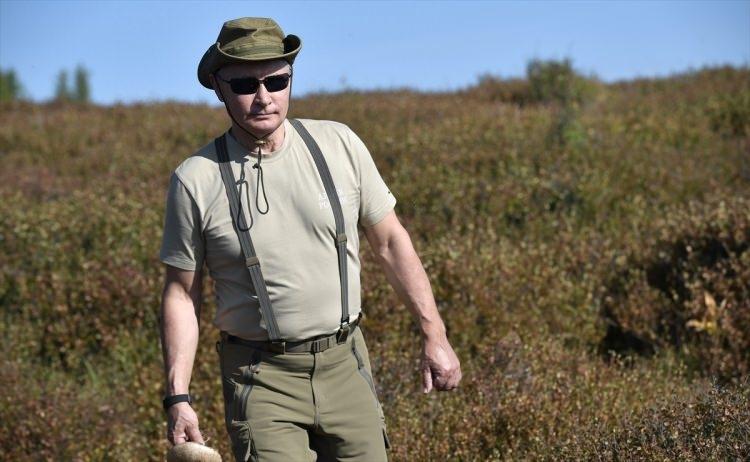 Putin tatil için Türk yurdunu seçti 3