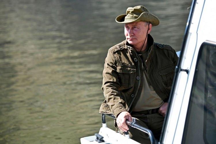 Putin tatil için Türk yurdunu seçti 6