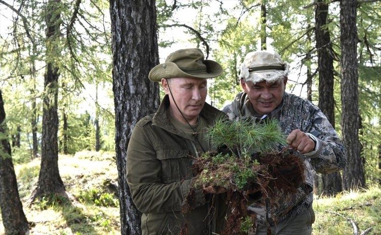 Putin tatil için Türk yurdunu seçti 8
