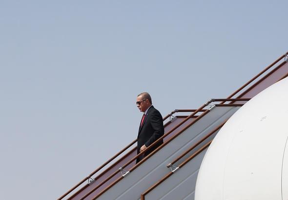 Erdoğan Bakü'nün kurtuluşunun 100. yıl dönümünde Azerbaycan'da 1