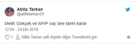 Melih Gökçek iddiası sonrası sosyal medya yıkıldı! 1