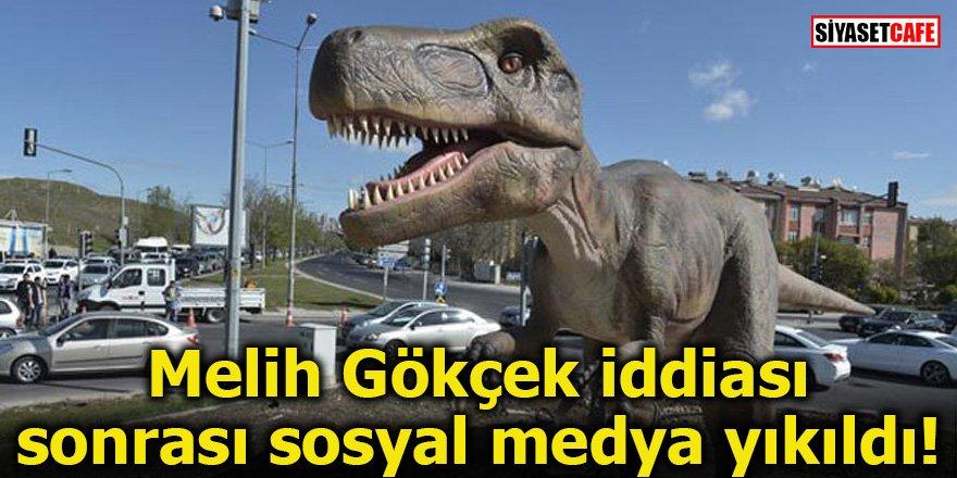 Melih Gökçek iddiası sonrası sosyal medya yıkıldı!